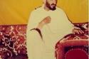 صورة قديمة للأمير بندر بن عبدالعزيز
