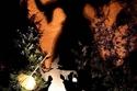 مجسم الساحرة الشريرة