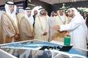 محمد بن راشد يعلن عن أول قمر صناعي بجهود العلماء العرب 1