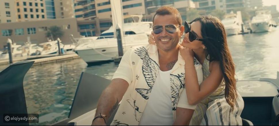 عطر عمرو دياب: سعره وسر اختيار رقم 34