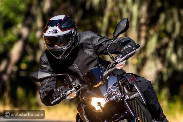 خوذات الدراجات النارية: الحماية الكاملة على الطريق