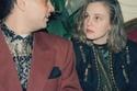 عمرو دياب وزوجته الأولى شيرين رضا