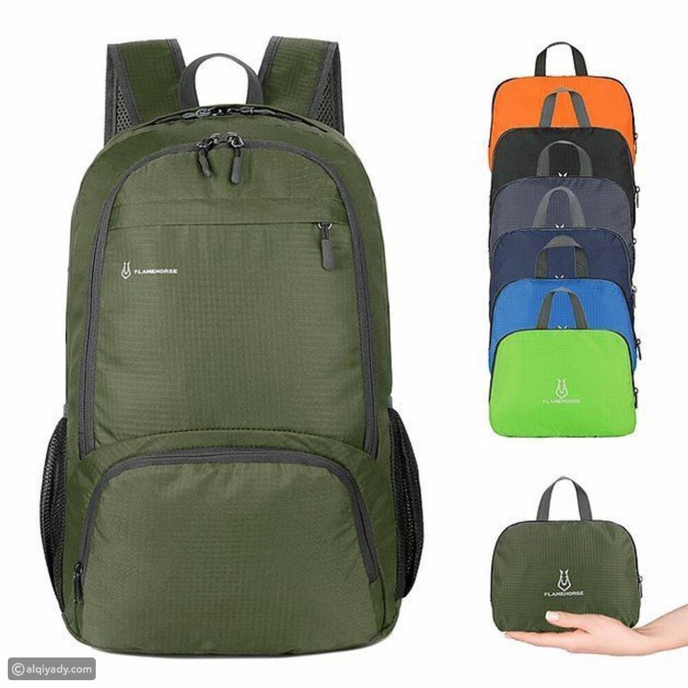 حقيبة ظهر LIXADA خفيفة الوزن قابلة للطي
