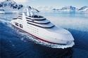 صور: سفينة سياحية 5 نجوم ستبُحر بك قريبًا في القطب الشمالي