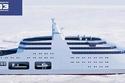 سفينة سياحية فاخرة ستبُحر بك قريبًا في القطب الشمالي 3