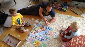 ألعاب كلاسيكية استمتع بها أنت وأطفالك في المنزل خلال شهر رمضان