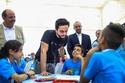 الأمير الحسين بن عبدالله الثاني يطلق مبادرة تحصين