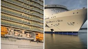 فيديو وصور: أكبر سفينة سياحية في العالم
