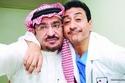وقعت القطيعة بين الفنانين ناصر القصبي وعبدالله السدحان،