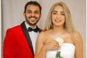 المطرب محمد رشاد والإعلامية مي حلمي