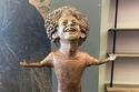 تمثال النجم المصري محمد صلاح