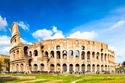 1- المسرح الروماني كولوسيوم - روما