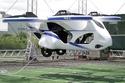 سيارة يابانية طائرة تحلق بنجاح خلال اختبار 2