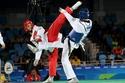 أحمد أبو غوش يحصل على الذهبية الأولى للأردن في تاريخ الأولمبياد
