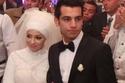 تزوج محمد صلاح بزميلته في المدرسة ماجي محمد عام 2013
