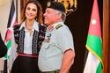 تخرج منها برتبة ملازم ثان، وارتقى في مناصب الجيش الأردني وخدم في أفرعه