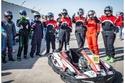 فعاليات بطولة الاتحاد السعودي لسيارات الكارتينغ
