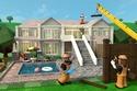 بناء المنزل على روبلكس