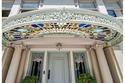 مدخل قصر محمد علي كلاي