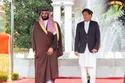 ولي العهد السعودي مع رئيس الوزراء الباكستاني 1