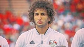 استبعاد عمرو وردة من معسكر المنتخب المصري بعد انتشار فيديو فاضح له