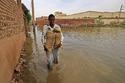 الآلاف تشردوا بسبب سيول وفيضانات السودان الغزيرة