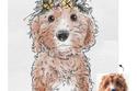 لوحة فنية لحيوانك المفضل