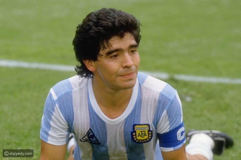 دييغو مارادونا: أسطورة الأرجنتين الذي تربع على عرش كرة القدم