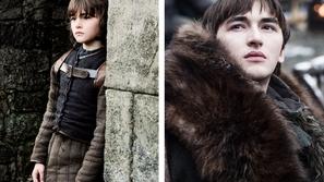 صور: كيف تغيرت ملامح نجوم Game of Thrones بين أول وآخر موسم؟