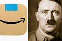 المستخدمون شبهوا شعار تطبيق أمازون بشارب أدولف هتلر