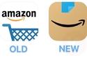 أمازون أجرت عدة تعديلات على شعار تطبيقها في الفترة الماضية