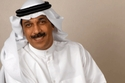 الفنان الكويتي عبدالله الرويشد خلال أحد الجلسات التصويرية