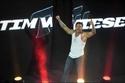تيم فايسه حارس مرمى المنتخب الألماني تحول للمصارعة وشارك في عروض WWE