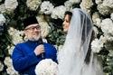 أخبار عن طلاق ملك ماليزيا السابق من زوجته ملكة جمال موسكو السابقة 1