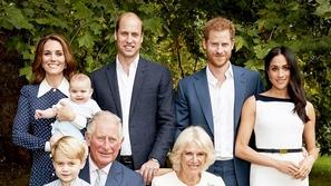 هاري الأكثر شعبية بين أفراد العائلة الملكية.. تعرف على ترتيب ميجان