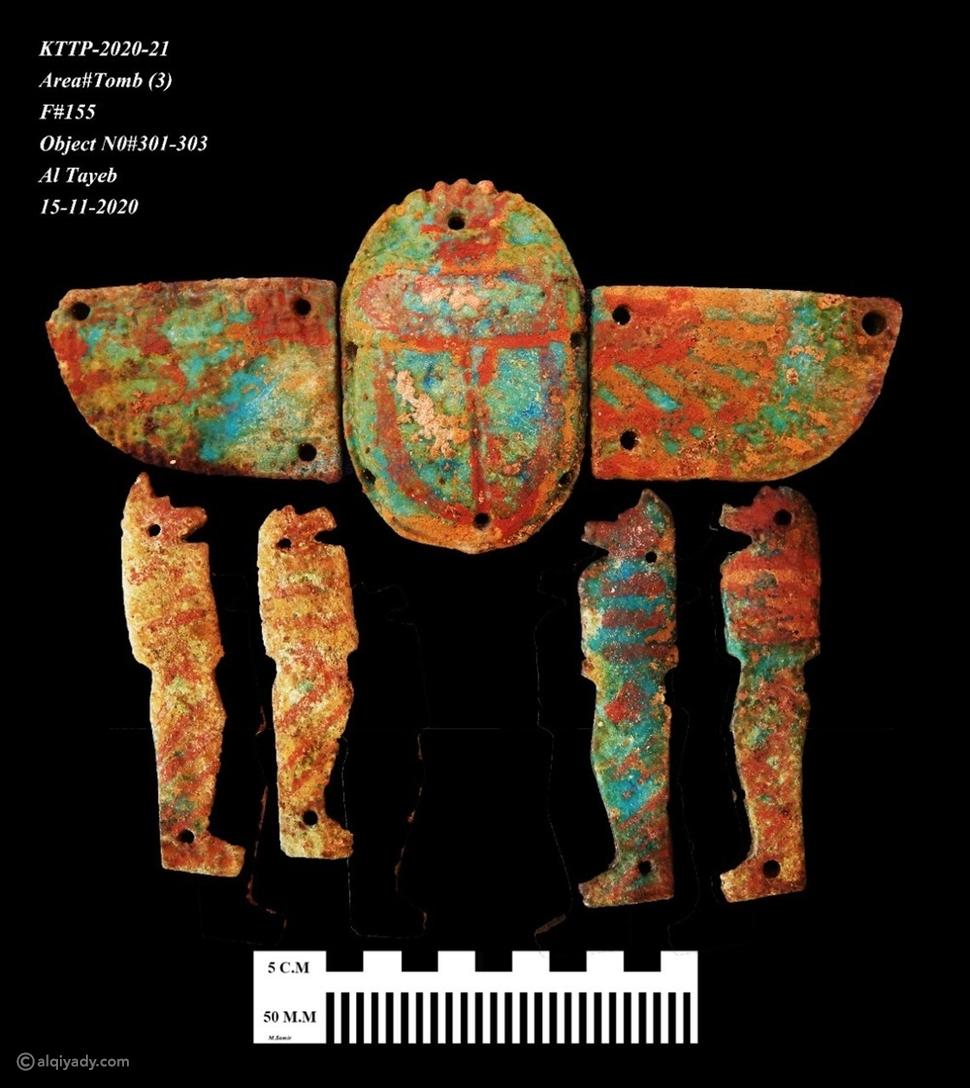 المدينة المفقودة الفرعونية: اكتشاف أثري جديد في مصر