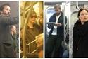 مشاهير يُفضلون استخدام المترو والباص بدلًا من سياراتهم الفارهة