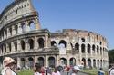 اليوم الأول: زيارة الكولوسيوم أو المُدَرج الأثري