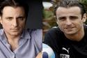 الممثل العالمي آندي جارسيا ولاعب مانشستر يونايتد ديميتار برباتوف