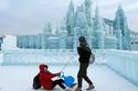 صور: هكذا تستقبل هاربين موسم سياحي بطعم الجليد