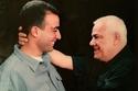 أحمد السقا ووالده