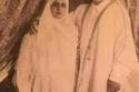 حسين صدقي بملابس الإحرام