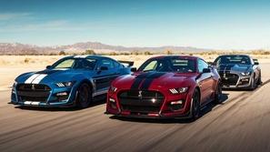 صور: عرضتها بمعرض ديترويت الدولي.. تعرف على أقوى سيارات فورد