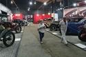 صور: سيارات فريدة من نوعها في أكبر معرض للسيارات الكلاسيكية في روسيا