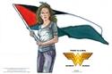 الطفلة الفلسطينية عهد التميمي تتحول لأيقونة ثورية