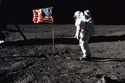 هبوط الإنسان على سطح القمر