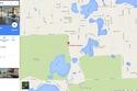 موقع المنزل على خرائط جوجل
