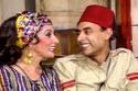 أحمد بدير في مسرحية ريا وسكينة