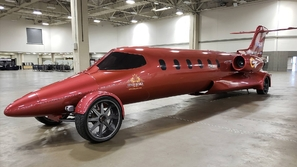 الطائرة الليموزين: مركبة فاخرة تسير في الشوارع وثمنها 5 مليون دولار