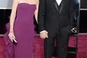 بين أفليك مع جينيفر جارنر في حفل أوسكار 2013